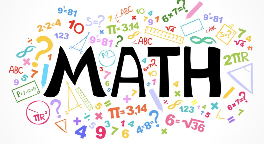 Mathematics, Science, and English Class