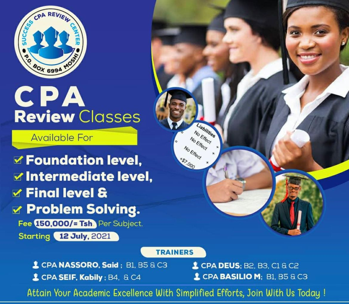 CPA Review Classes